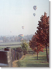 Blue Ridge Hot Air Balloons